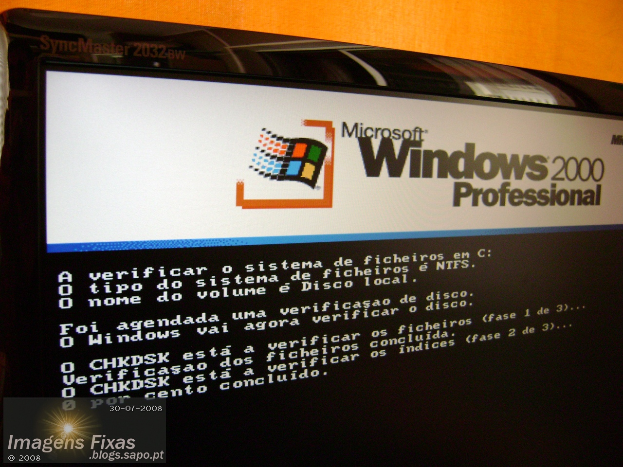 Windows 2000 Profissional
