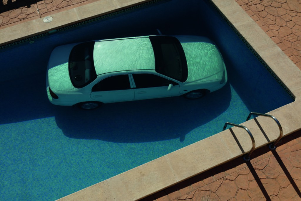 Live For The Story_Summer_Brand_Car in pool.jpg