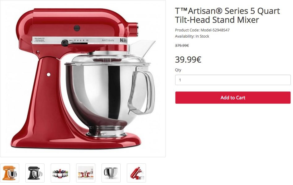 T™Artisan® Series 5 Quart Tilt-Head Stand Mixer.jpg