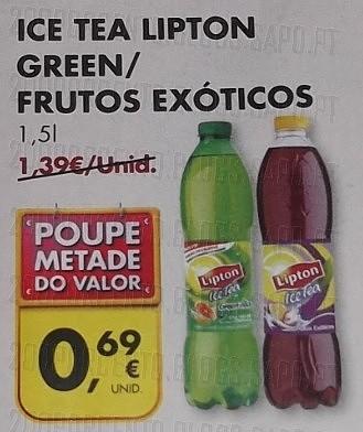 Acumulação | PINGO DOCE | de 14 a 20 janeiro, Lipton