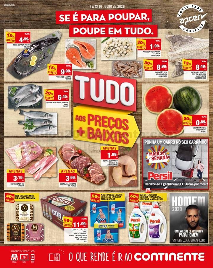 Antevisão Folheto CONTINENTE Madeira Promoções de 7 a 13 julho d1.jpg