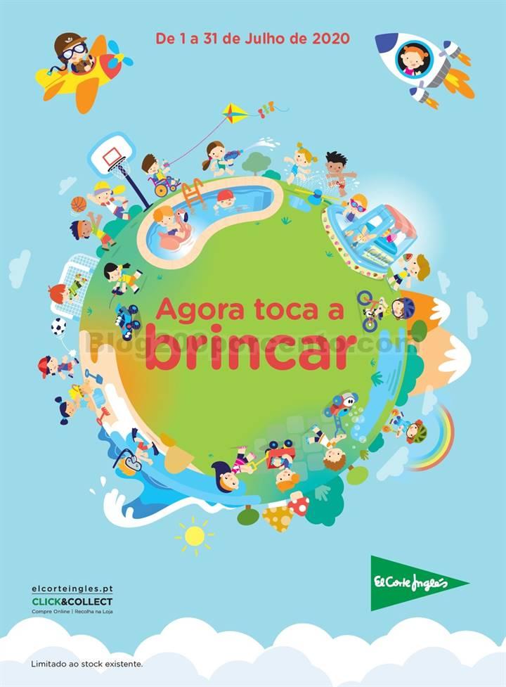 Antevisão Folheto EL CORTE INGLÉS Brinquedos de verão promoções de 1 a 31 julho d1.jpg