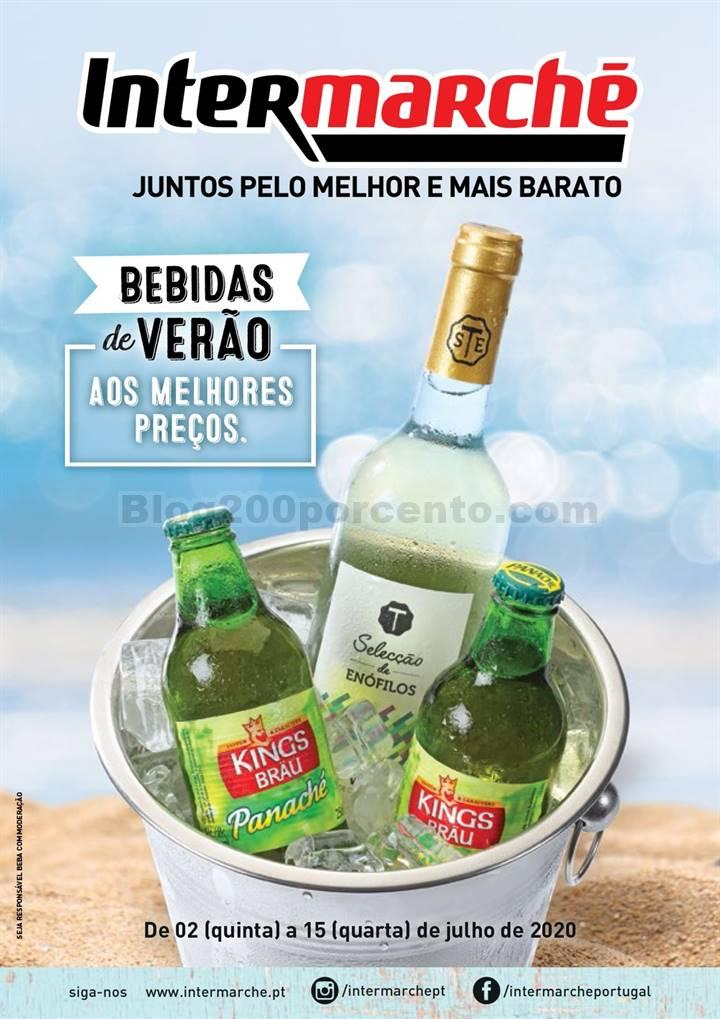 Antevisão Folheto INTERMARCHÉ Especial Bebidas de Verão Promoções de 2 a 15 julho d1.jpg