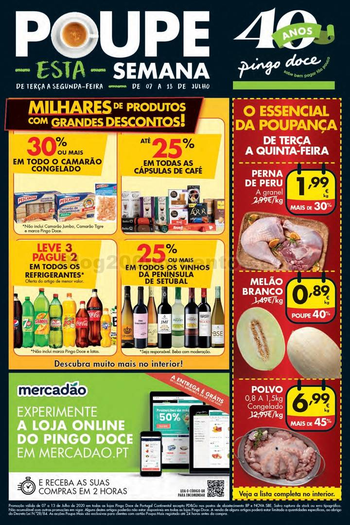 Antevisão Folheto PINGO DOCE Lojas Médias Promoções de 7 a 13 julho d1.jpg