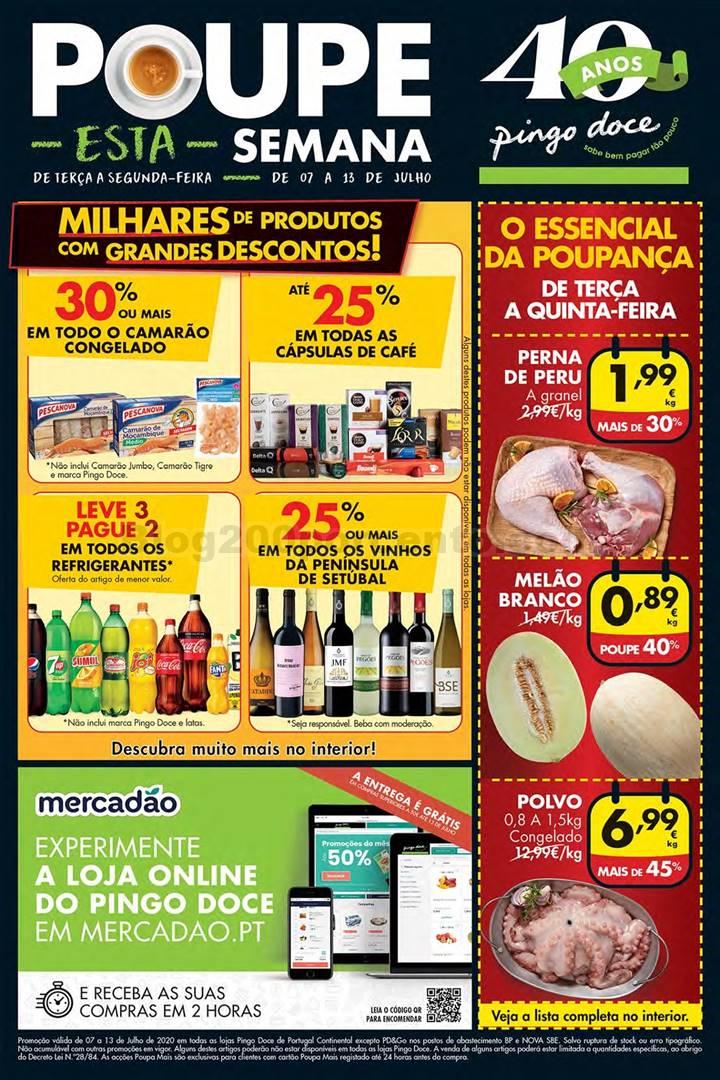 Antevisão Folheto PINGO DOCE Lojas Pequenas Promoções de 7 a 13 julho d1.jpg