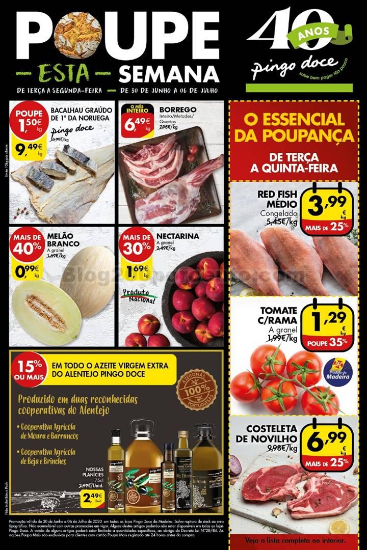 Antevisão Folheto PINGO DOCE Madeira Promoções 30 junho a 6 julho d1.jpg
