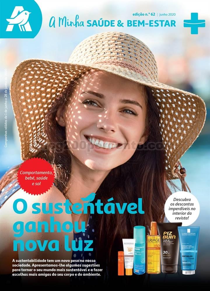 Antevisão Folheto AUCHAN ParaSi Especial Verão 1 junho p1.jpg