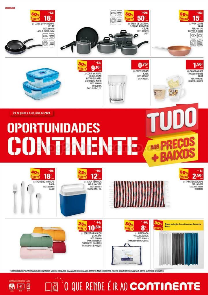 Antevisão Folheto CONTINENTE Madeira Oportunidades de 23 junhoa 6 julho p1.jpg