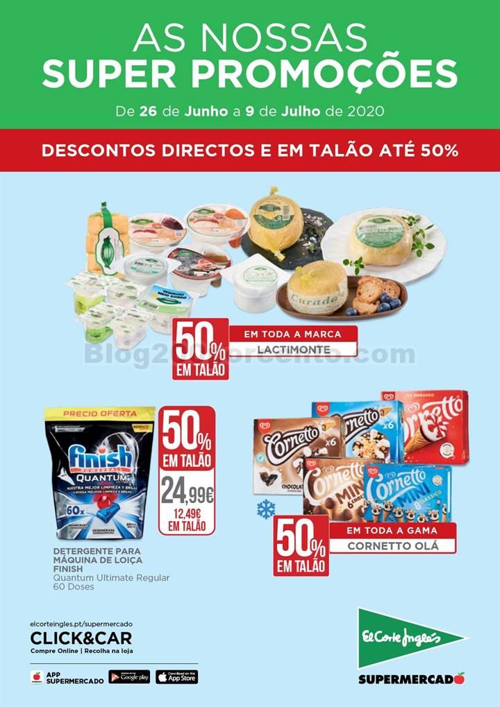Antevisão Folheto EL CORTE INGLÉS Promoções de 26 junho a 9  julho d1.jpg