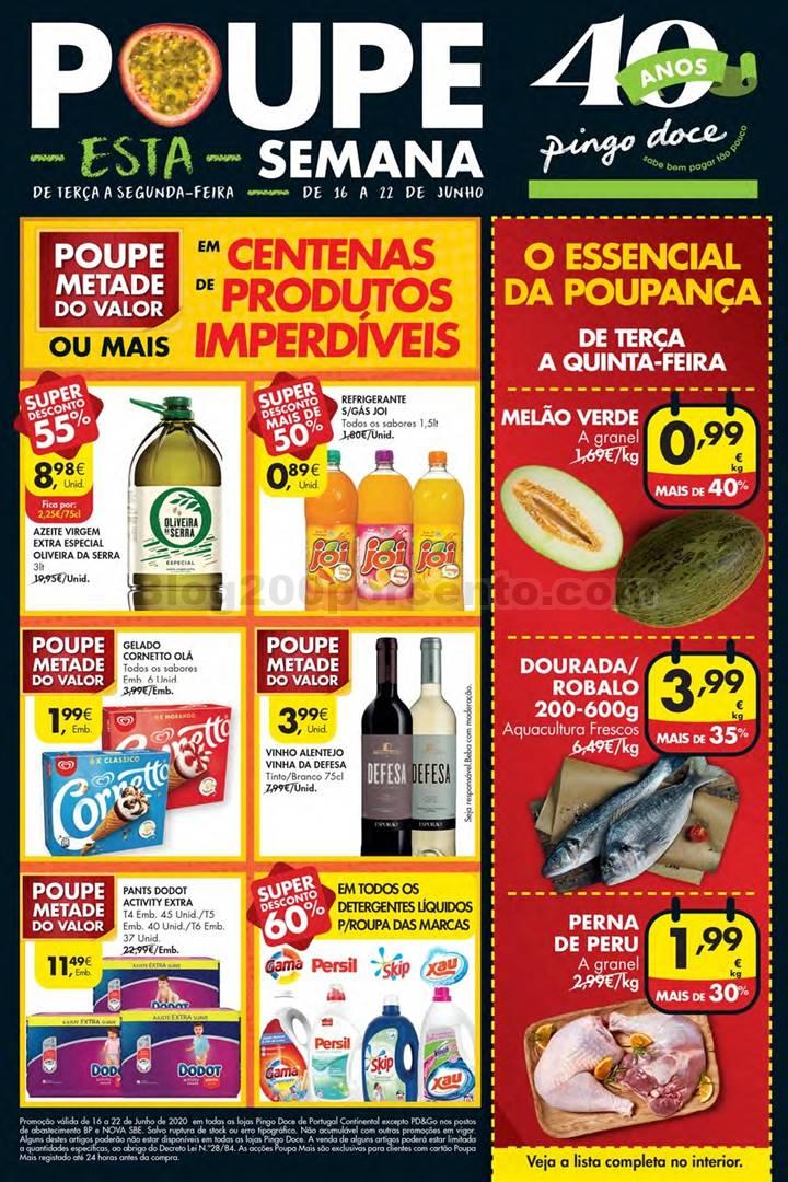 Antevisão Folheto PINGO DOCE Lojas Grandes Promoções de 16 a 22 junho p1.jpg