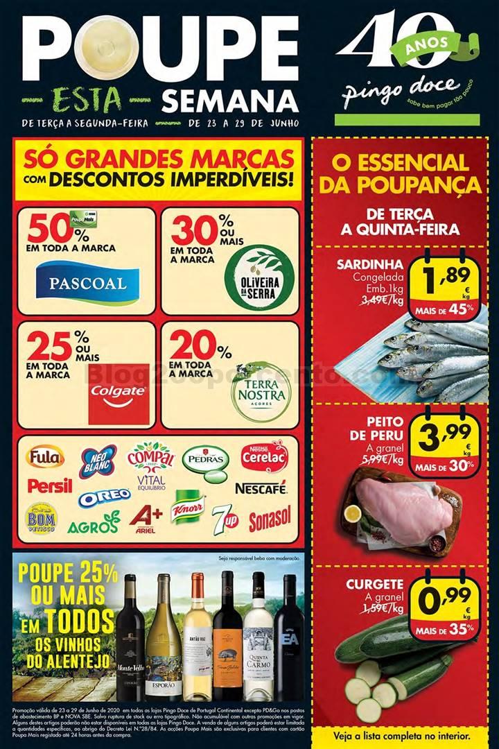Antevisão Folheto PINGO DOCE Lojas Grandes Promoções de 23 a 29 junho d1.jpg