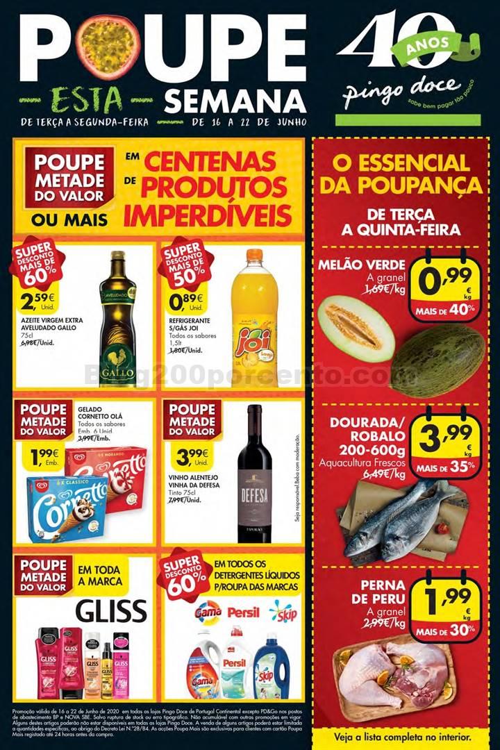Antevisão Folheto PINGO DOCE Lojas Pequenas Promoções de 16 a 22 junho p1.jpg