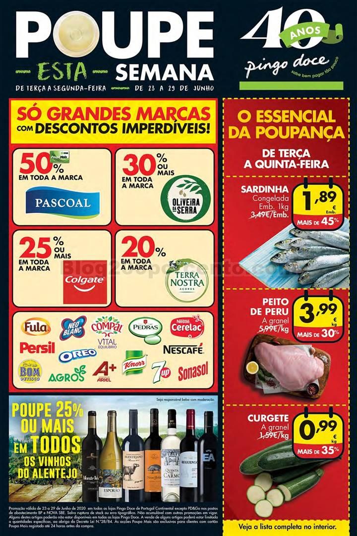 Antevisão Folheto PINGO DOCE Lojas Pequenas Promoções de 23 a 29 junho d1.jpg