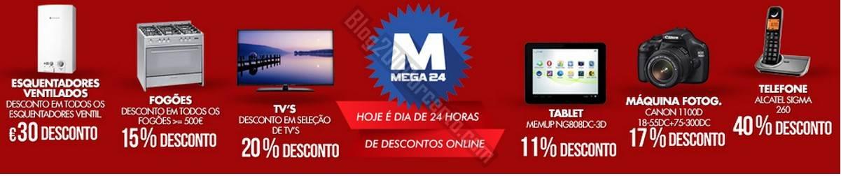 Mega24 | WORTEN | até às 10h de dia 16 abril