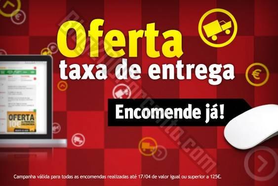 Oferta de taxa de entrega | JUMBO | até 17 abril