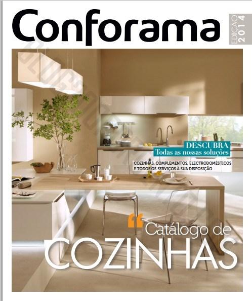 Novo Catalogo | CONFORAMA | Cozinhas até 31 julho