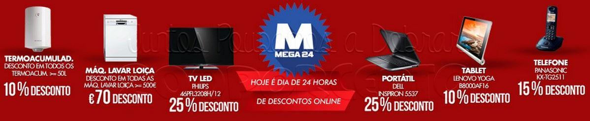 Mega24 WORTEN até às 10h de dia 21 Maio