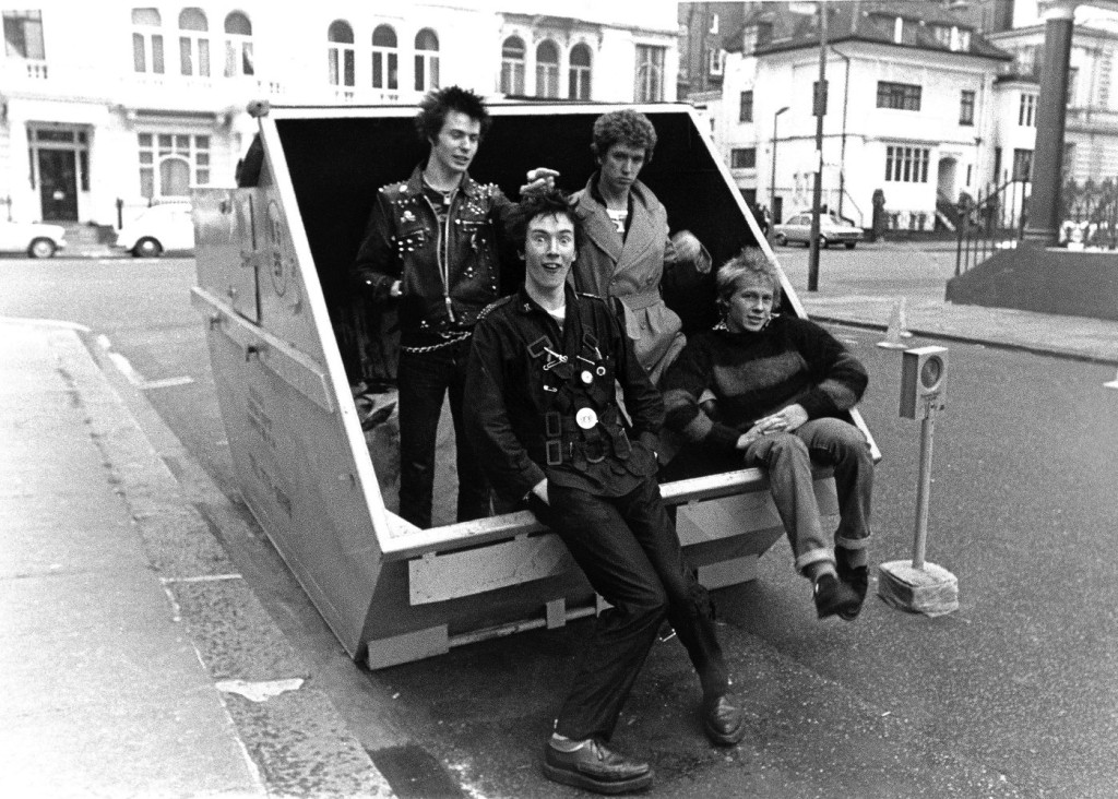 Sex Pistols by Janette Beckman, Hyde Park, London, 1977.jpg