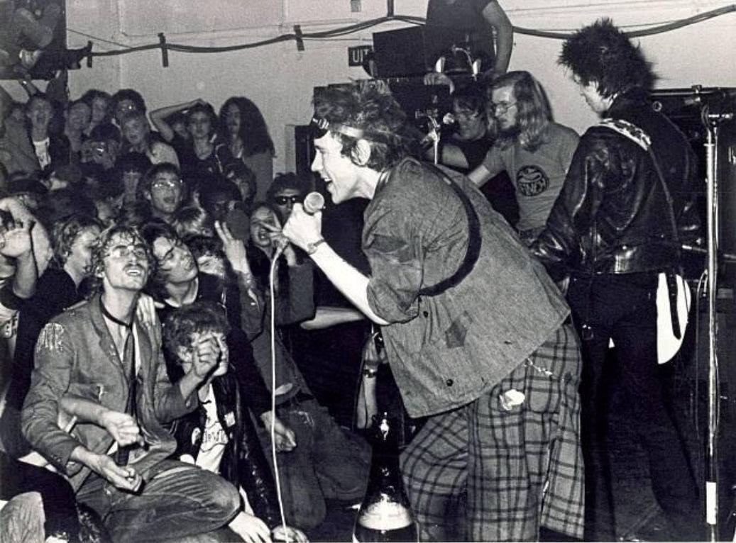 Sex Pistols live Eksit Club (Rotterdam, Netherlands) - 5th december 1977.jpg