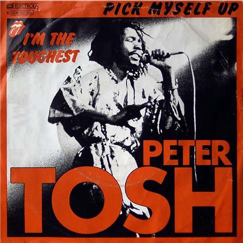 Peter Tosh ‎– Pick Myself Up.jpg
