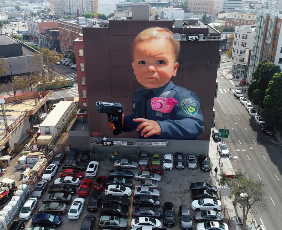 "Baby With A Handgun"" by BiP in San Francisco.jpg"