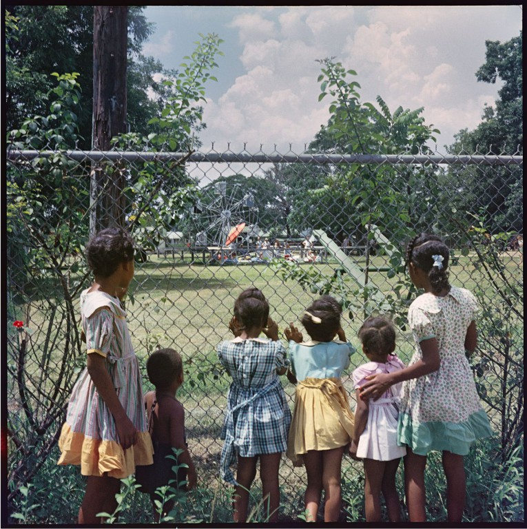 Outside Looking In, Mobile, Alabama, 1956 Gordon Parks.jpeg