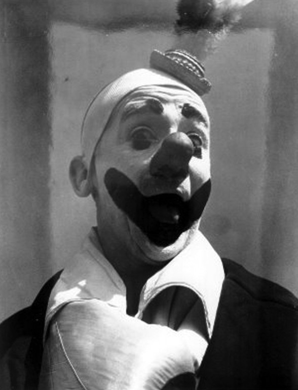 Paul Jung, clown c.1950 — Photo Ringling Bros. and Barnum & Bailey.jpeg