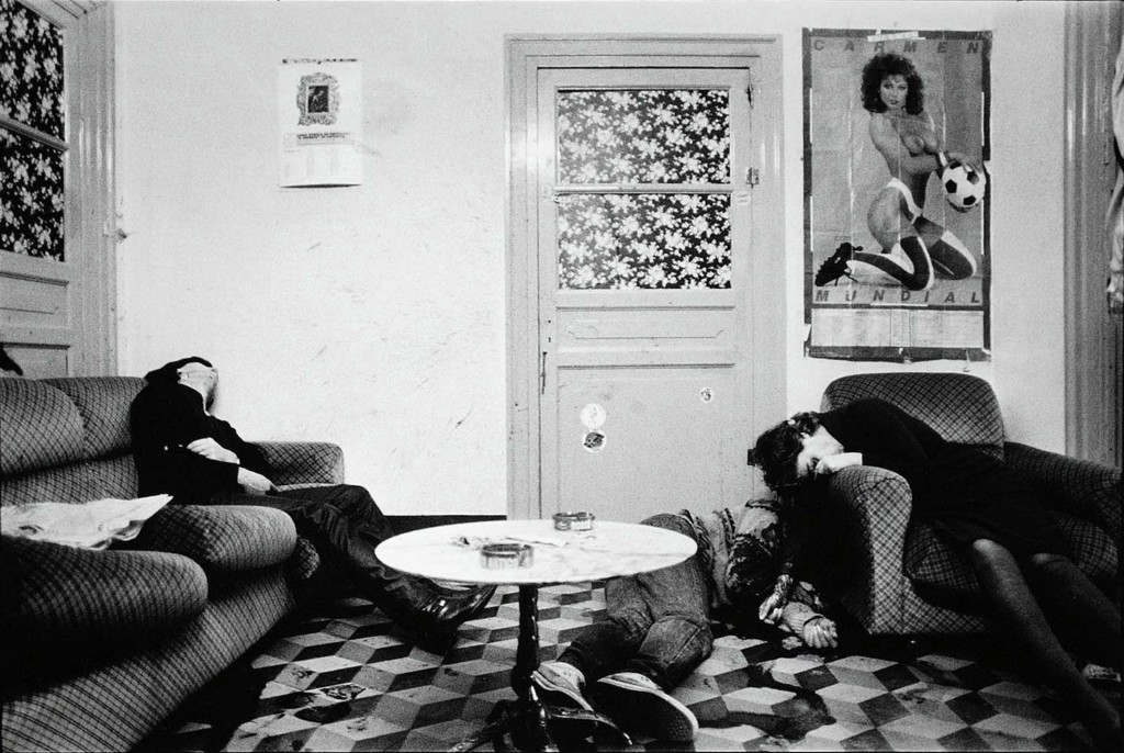 Letizia Battaglia - A prostitute and two of her friends killed by the Mafia.jpg