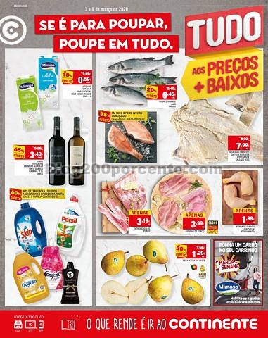 Antevisão Folheto CONTINENTE Madeira Promoções de 3 a 9 março p1.jpg