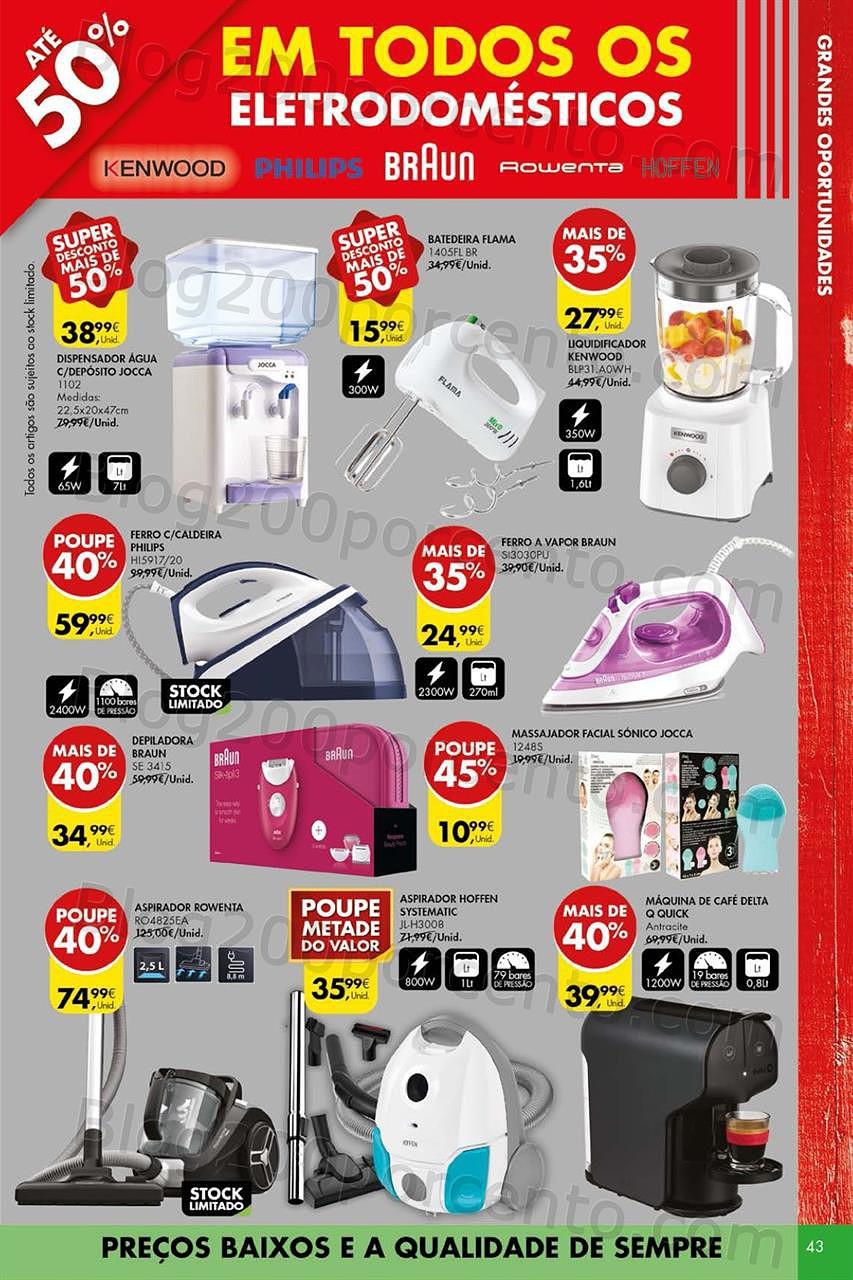 Folheto Pingo Doce 8 a 14 junho lojas grandes
