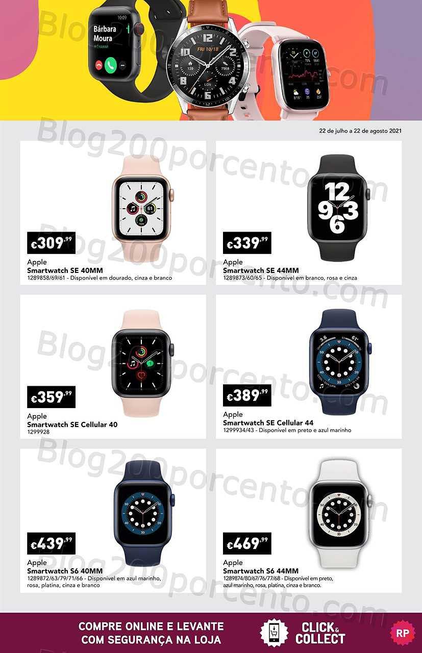 Especial Smart Watches Radio Popular