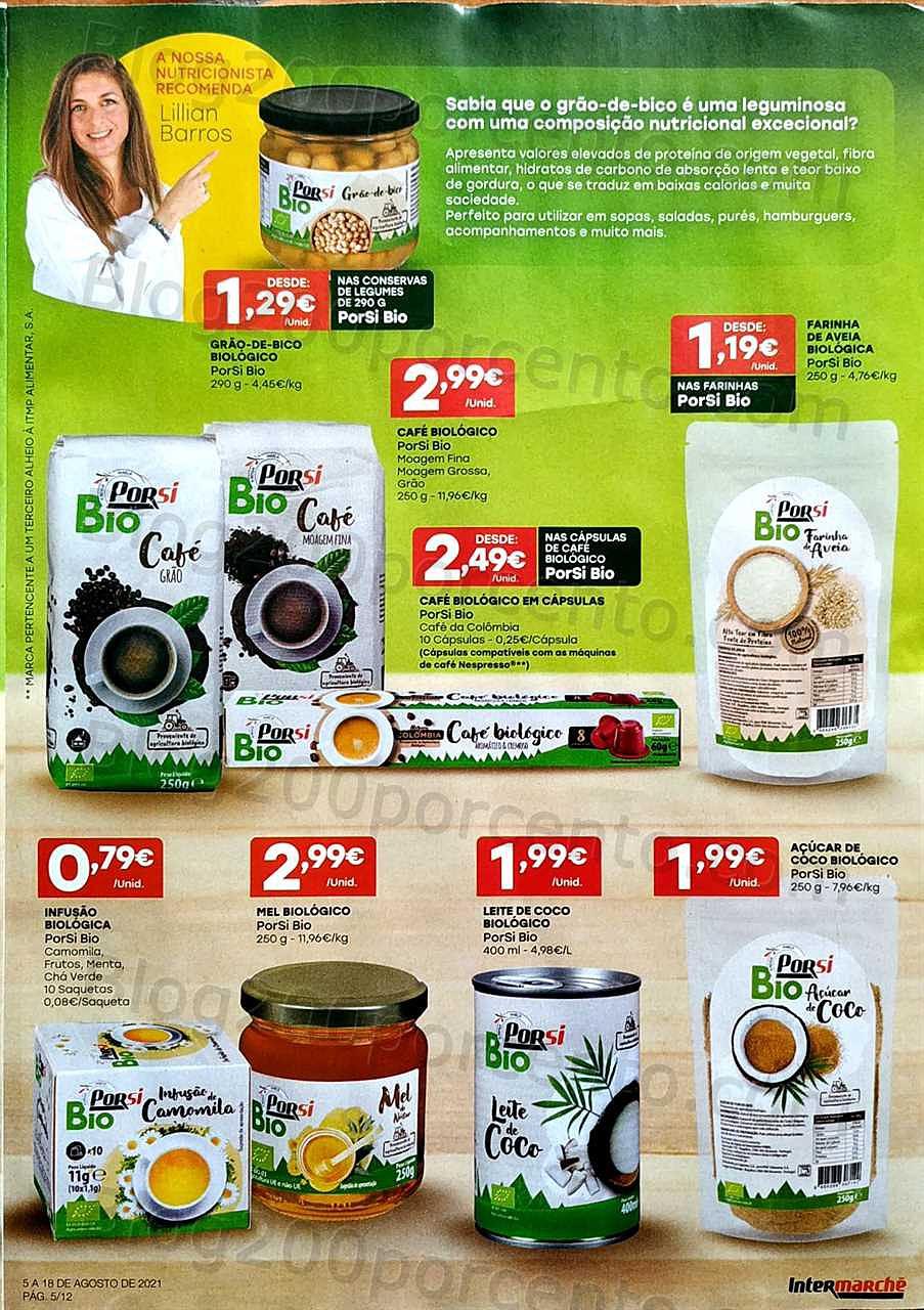 Intermarché alimentação saudável