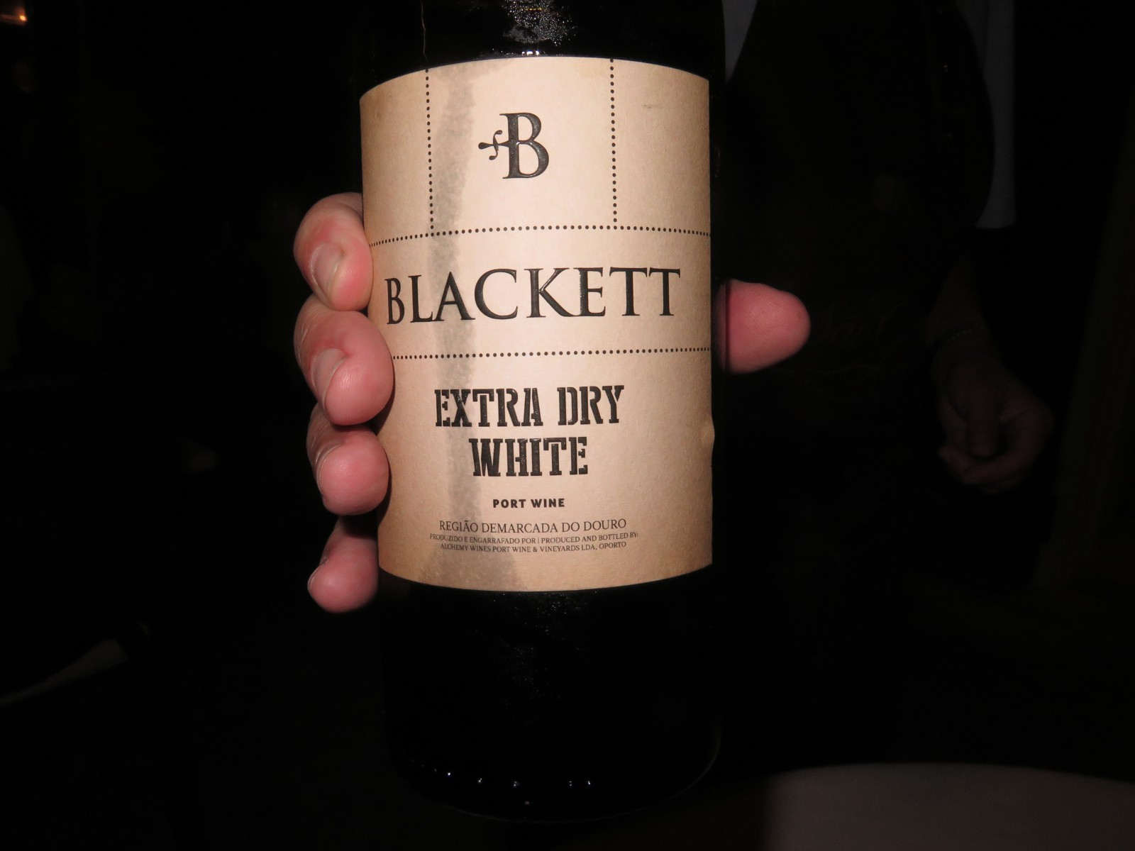 Blackett Extra Dry White Port Wine