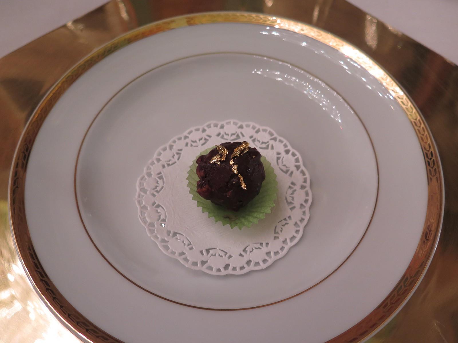 Ferrero Rocher de foie gras