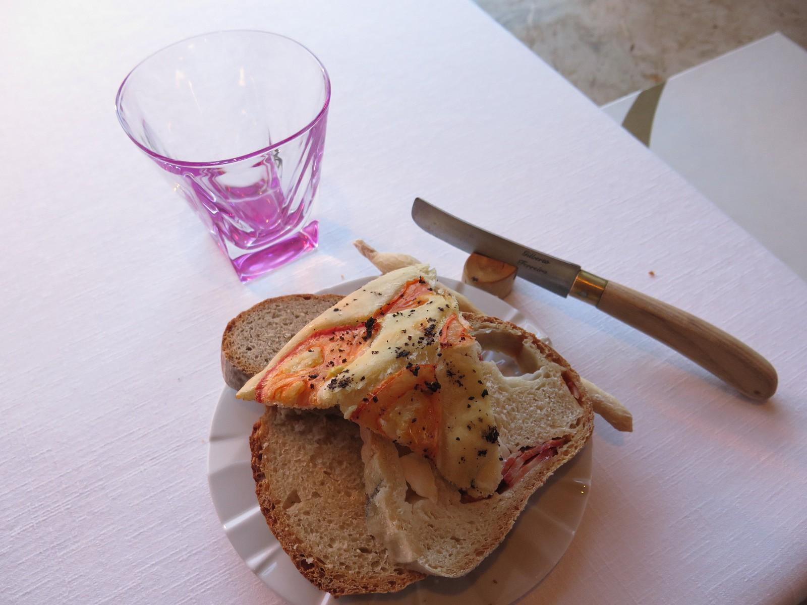Seleção de pães
