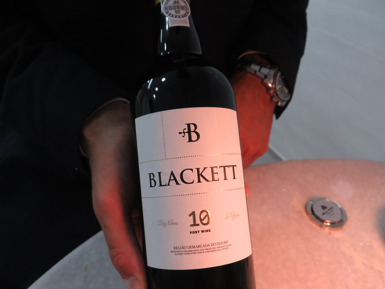 Blackett 10 Years Port Wine