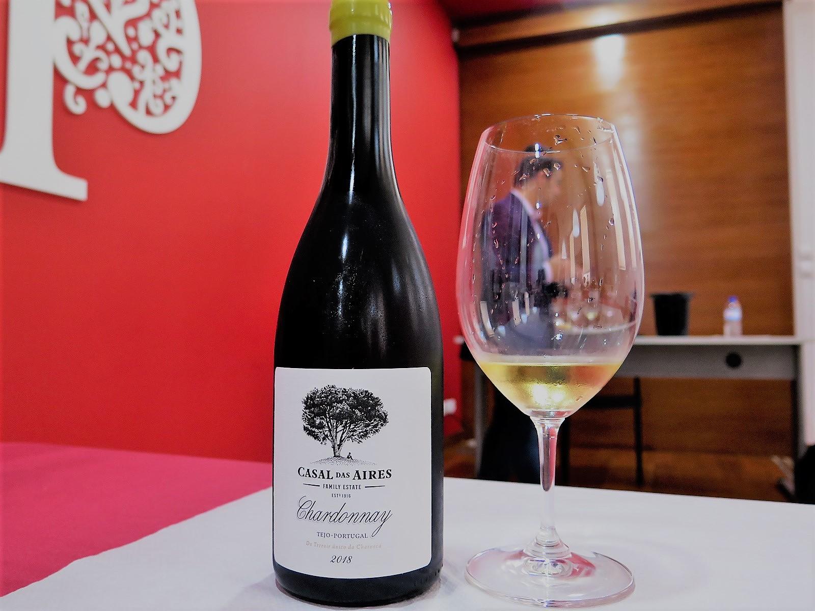 Casal das Aires Chardonnay Branco 2018