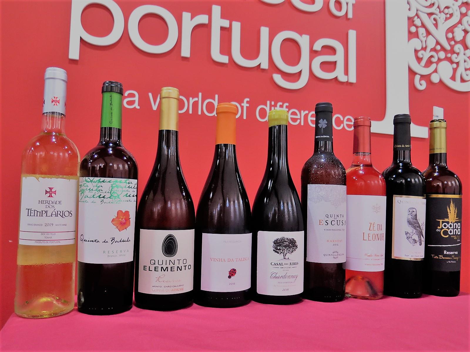 Os 9 vinhos do Tejo provados