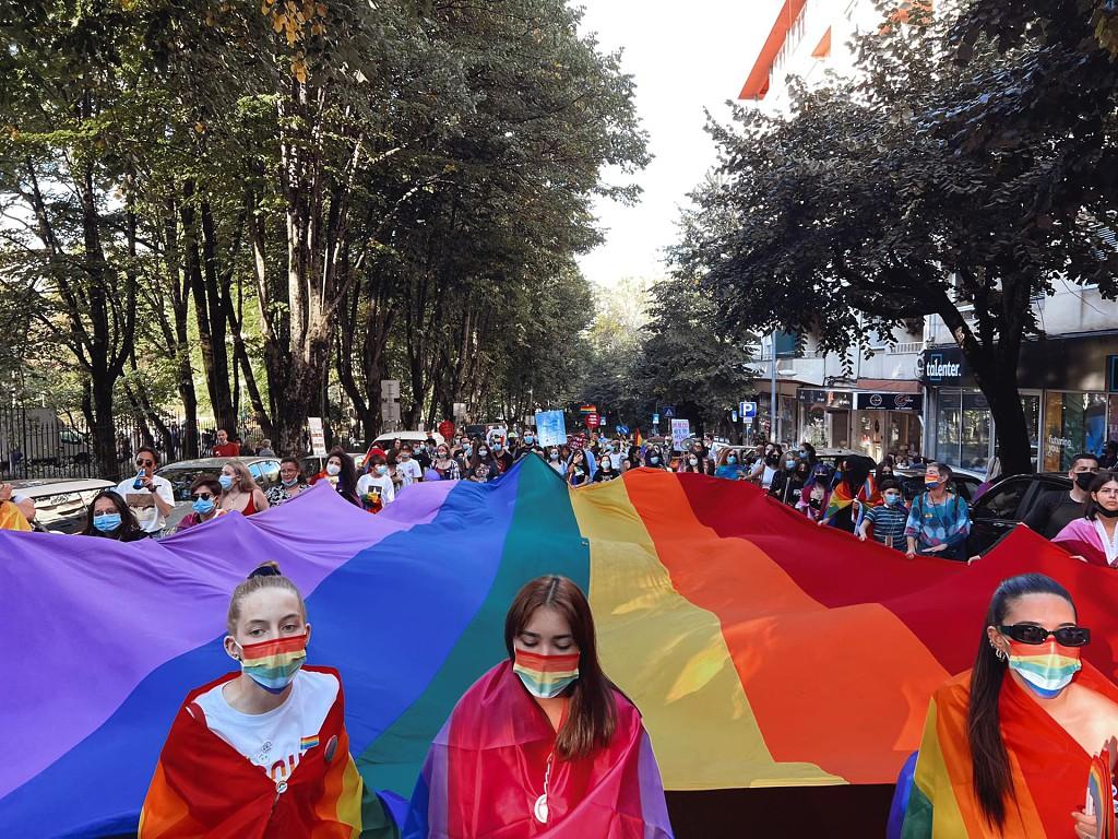 Marcha de Viseu Pelos Direitos LGBTI